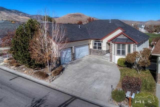 2236 Oak Ridge Drive, Carson City, NV 89703 (MLS #200015607) :: Theresa Nelson Real Estate