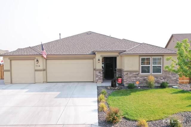 718 Treasure City, Sparks, NV 89441 (MLS #200015619) :: NVGemme Real Estate
