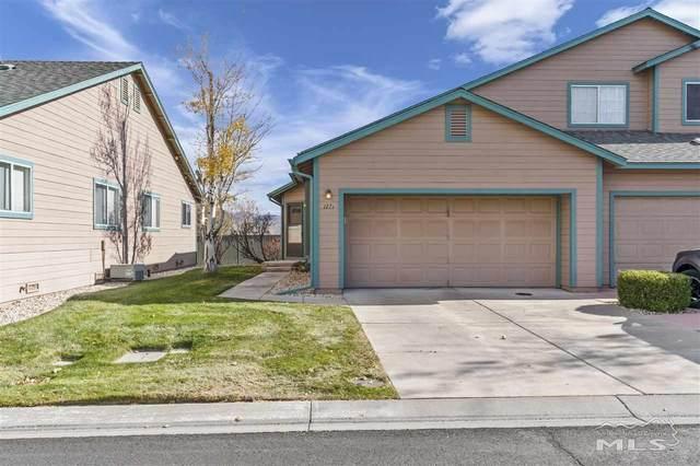 1777 Duke Rd, Carson City, NV 89701 (MLS #200015622) :: Vaulet Group Real Estate