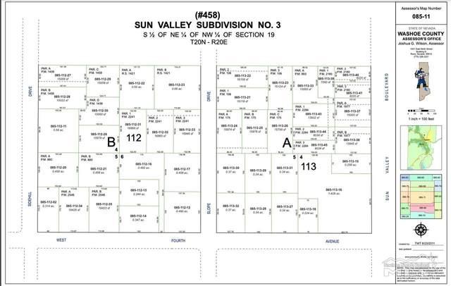 5435 Sun Valley Blvd, Sun Valley, NV 89433 (MLS #200015625) :: Ferrari-Lund Real Estate