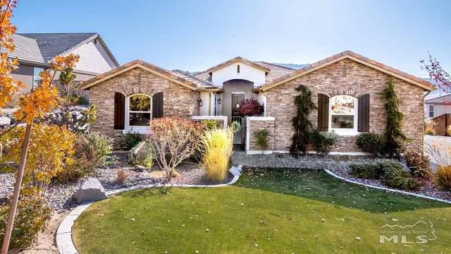 8660 Gypsy Hill Trail, Reno, NV 89523 (MLS #200015639) :: Ferrari-Lund Real Estate