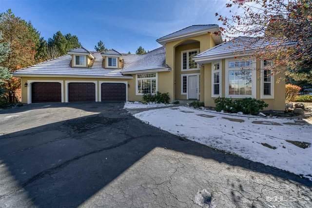 90 Sawbuck, Reno, NV 89519 (MLS #200015661) :: NVGemme Real Estate