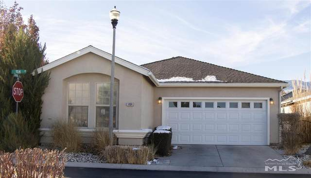 1484 Teal Dr, Carson City, NV 89701 (MLS #200015664) :: NVGemme Real Estate