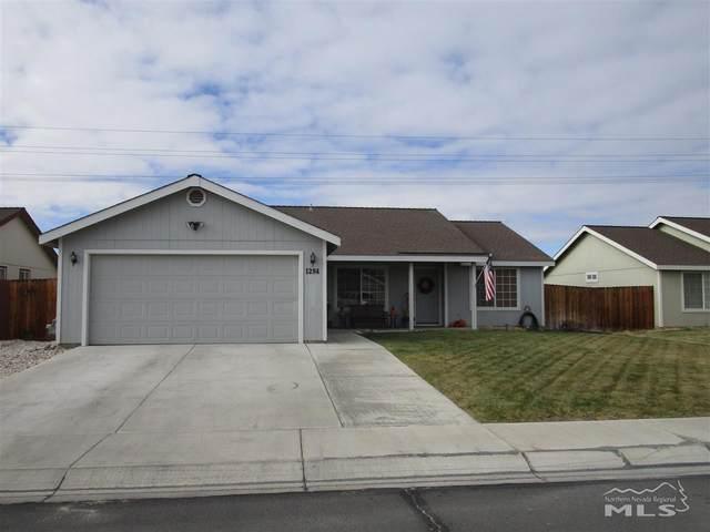 1294 Eagle Rock, Fallon, NV 89406 (MLS #200015666) :: NVGemme Real Estate