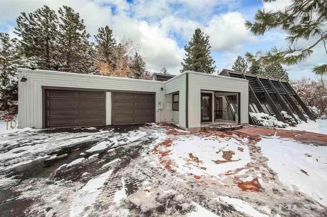 4398 Combs Canyon Road, Carson City, NV 89703 (MLS #200015687) :: Vaulet Group Real Estate