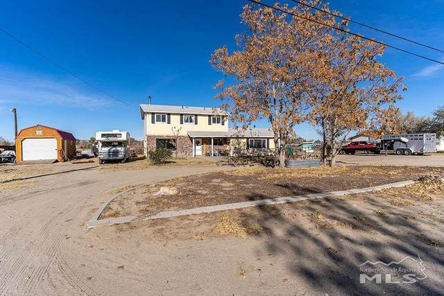 3220 Silver State Avenue, Fallon, NV 89406 (MLS #200015690) :: NVGemme Real Estate