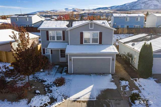 7478 Hebrides Court, Reno, NV 89506 (MLS #200015691) :: Chase International Real Estate