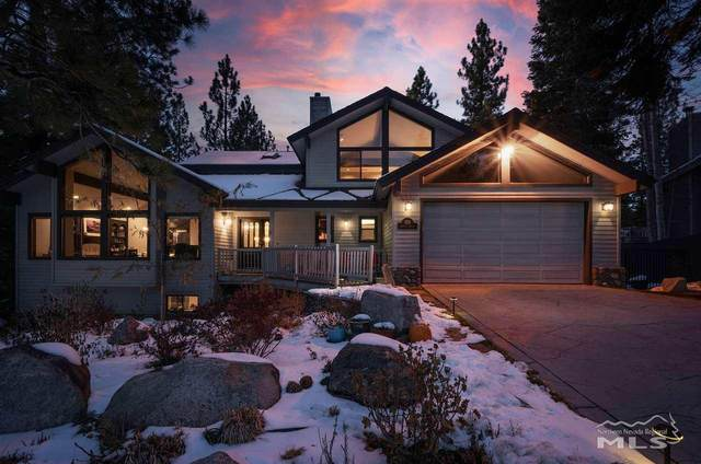 150 Granite Springs, Stateline, NV 89449 (MLS #200015696) :: Vaulet Group Real Estate