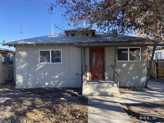 1370 Cornell Ave., Lovelock, NV 89419 (MLS #200015706) :: Ferrari-Lund Real Estate