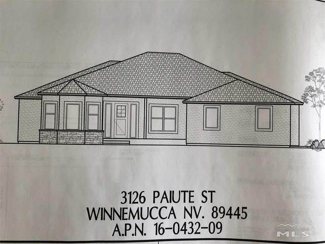 3126 Paiute Street, Winnemucca, NV 89445 (MLS #200015723) :: The Mike Wood Team