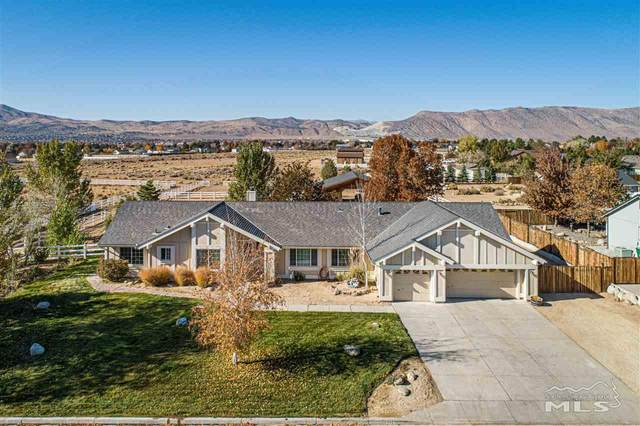 322 Omni Dr, Sparks, NV 89441 (MLS #200015725) :: Vaulet Group Real Estate
