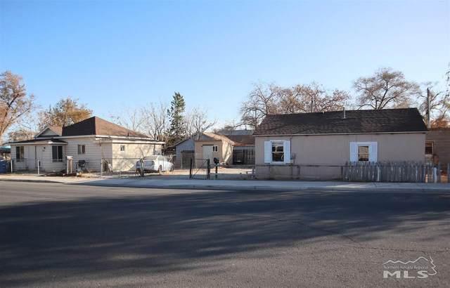 388 E Center Street, Fallon, NV 89406 (MLS #200015726) :: Chase International Real Estate