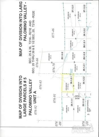 0002 Pond Peak Road, Reno, NV 89510 (MLS #200015745) :: Chase International Real Estate