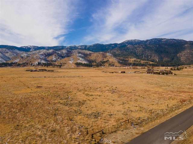 18365 Lake Vista, Washoe Valley, NV 89704 (MLS #200015762) :: Vaulet Group Real Estate