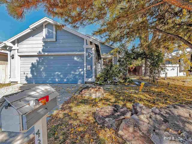4329 Pescado Way, Reno, NV 89502 (MLS #200015768) :: Chase International Real Estate