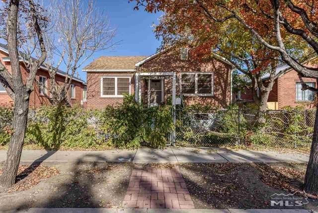 561 Moran Street, Reno, NV 89502 (MLS #200015778) :: NVGemme Real Estate
