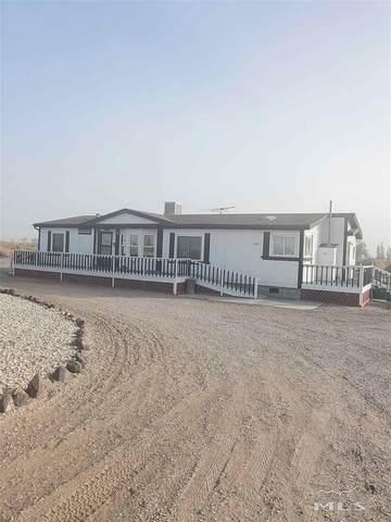 4122 Nevada City Road, Fallon, NV 89406 (MLS #200015803) :: Chase International Real Estate