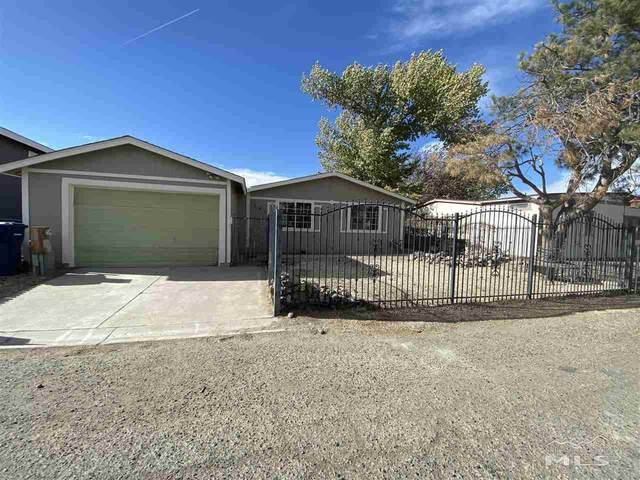 385 Parkland Way, Fernley, NV 89408 (MLS #200015806) :: The Mike Wood Team