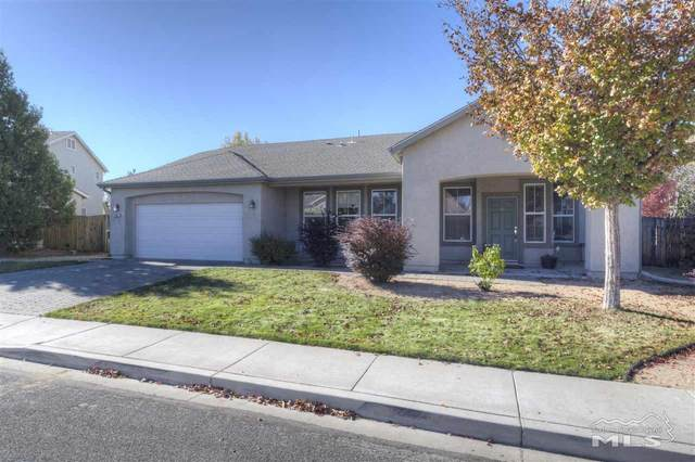 3463 Weaver Place, Reno, NV 89512 (MLS #200015813) :: Ferrari-Lund Real Estate