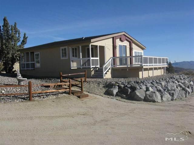 242 Linehan, Moundhouse, NV 89706 (MLS #200015830) :: Vaulet Group Real Estate