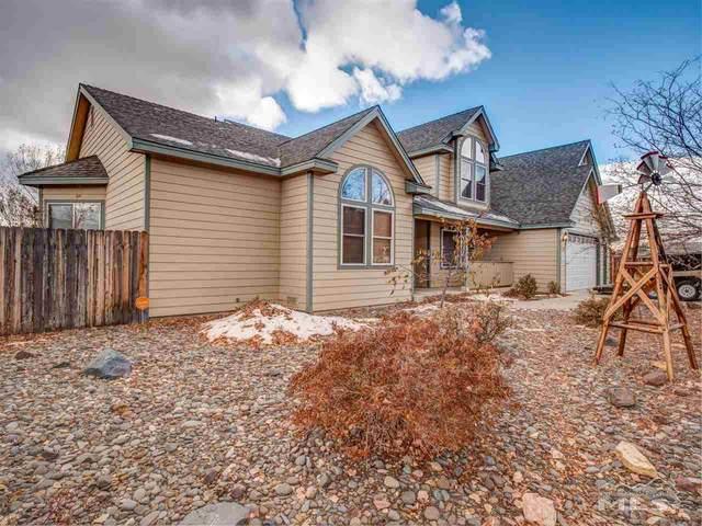 2587 Kelvin, Carson City, NV 89706 (MLS #200015841) :: Vaulet Group Real Estate