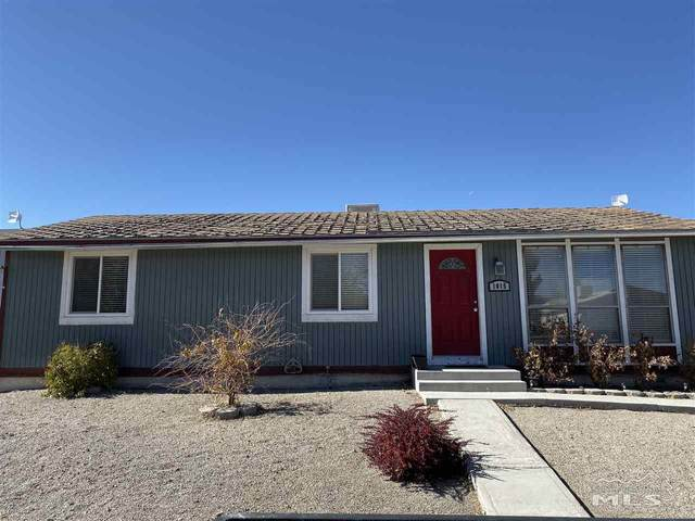 1015 Rabbitbrush Dr, Tonopah, NV 89049 (MLS #200015845) :: Ferrari-Lund Real Estate