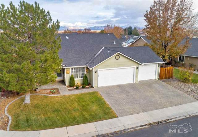 1332 W Wales Ct, Gardnerville, NV 89410 (MLS #200015849) :: Chase International Real Estate