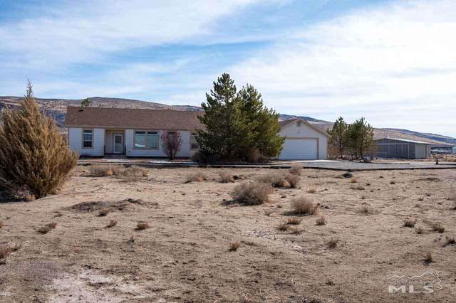8355 Tahoe Ave, Stagecoach, NV 89429 (MLS #200015850) :: Ferrari-Lund Real Estate