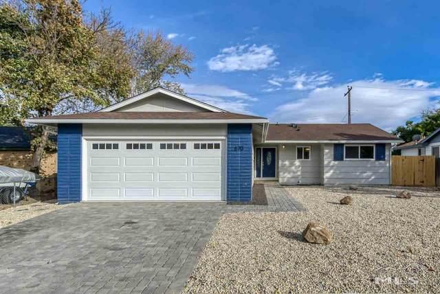 670 Nancy Cir, Reno, NV 89503 (MLS #200015852) :: Chase International Real Estate
