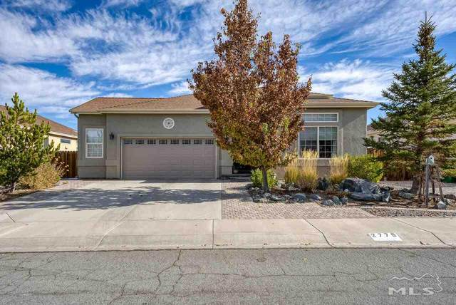 2775 Ridgecrest Drive, Carson City, NV 89706 (MLS #200015857) :: Chase International Real Estate