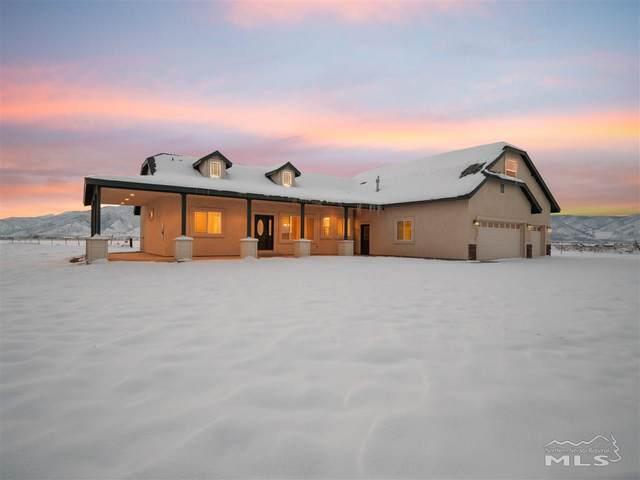 195 Sundance Lane, Wellington, NV 89430 (MLS #200015869) :: NVGemme Real Estate