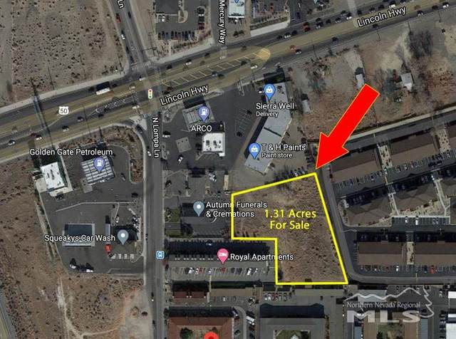 1549 N Lompa Ln, Carson City, NV 89701 (MLS #200015872) :: Morales Hall Group