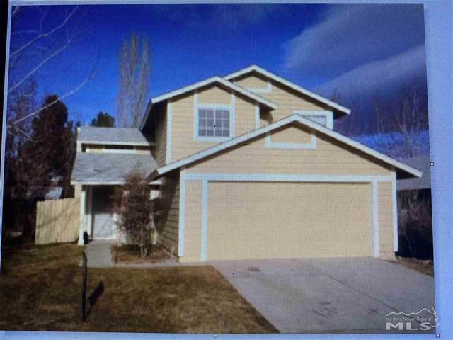 6055 Diplomat Drive, Reno, NV 89523 (MLS #200015876) :: Chase International Real Estate