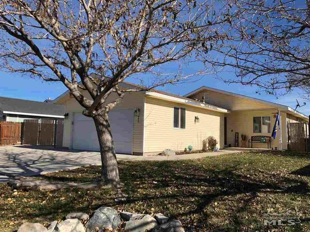 682 Timothy Way, Fallon, NV 89406 (MLS #200015877) :: Vaulet Group Real Estate