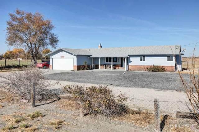 3120 Schindler, Fallon, NV 89406 (MLS #200015880) :: Chase International Real Estate