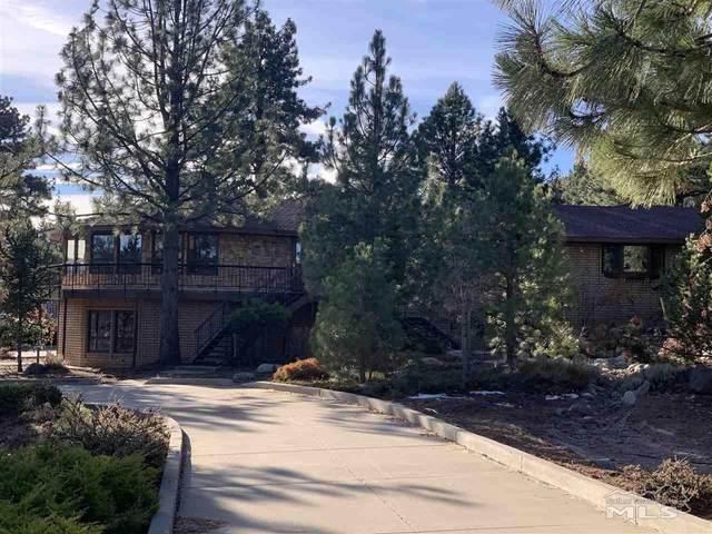 4201 Hobart Road, Carson City, NV 89703 (MLS #200015888) :: Ferrari-Lund Real Estate