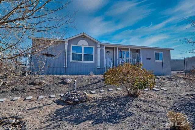 4955 Quince Avenue, Silver Springs, NV 89429 (MLS #200015911) :: The Mike Wood Team