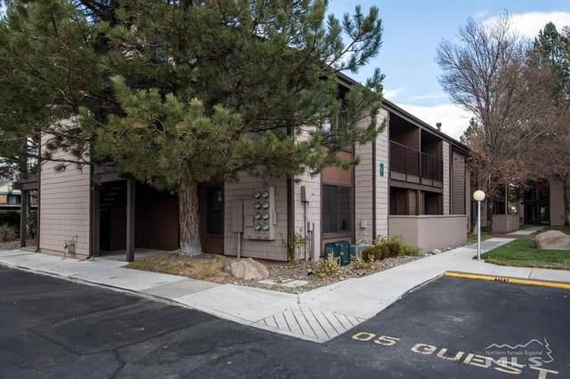 1465 E Peckham #18, Reno, NV 89502 (MLS #200015913) :: NVGemme Real Estate