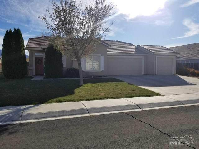 903 Ponderosa, Dayton, NV 89403 (MLS #200015918) :: The Mike Wood Team
