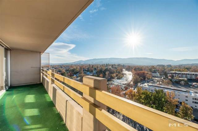 100 N Arlington Ave #9-I 9-I, Reno, NV 89501 (MLS #200015920) :: NVGemme Real Estate