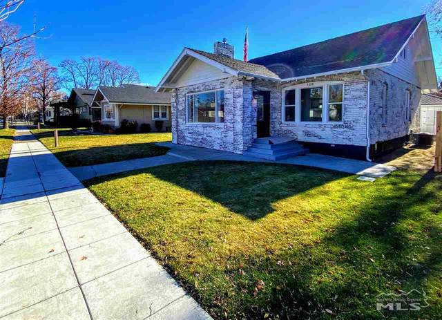1628 Mono Ave, Minden, NV 89423 (MLS #200015930) :: Chase International Real Estate