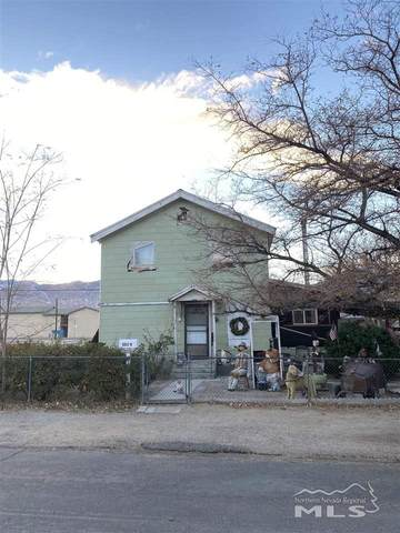 603 H, Hawthorne, NV 89415 (MLS #200015933) :: NVGemme Real Estate