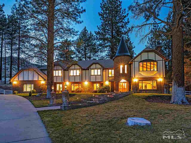 5305 Franktown Rd, Washoe Valley, NV 89704 (MLS #200015937) :: NVGemme Real Estate