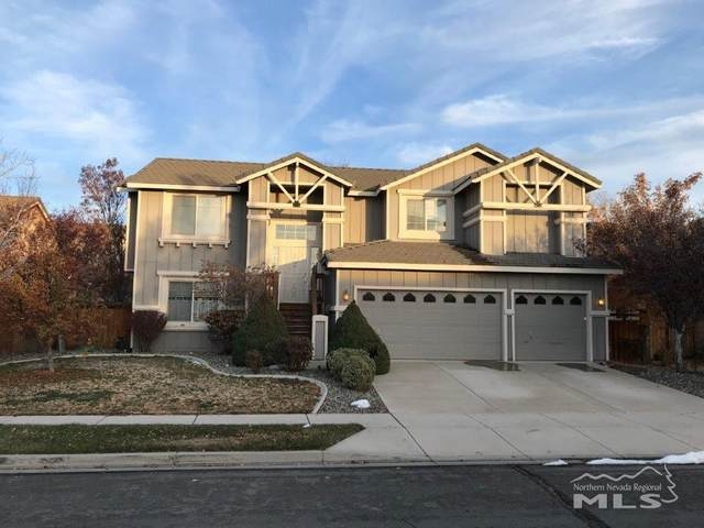 7436 Ash Peak Drive, Sparks, NV 89436 (MLS #200015954) :: Vaulet Group Real Estate