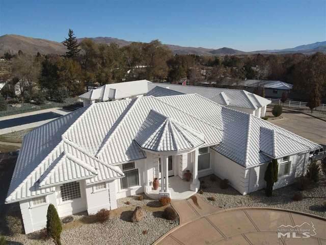 2100 Ash Canyon Rd, Carson City, NV 89703 (MLS #200015955) :: NVGemme Real Estate