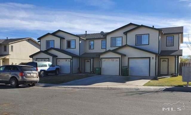 424 Valley Circle, Dayton, NV 89403 (MLS #200015965) :: NVGemme Real Estate