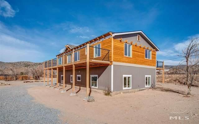 1621 Terry Ann St., Minden, NV 89423 (MLS #200015991) :: Chase International Real Estate