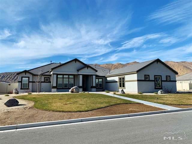 11583 Eagle Peak Dr., Sparks, NV 89411 (MLS #200015992) :: Chase International Real Estate