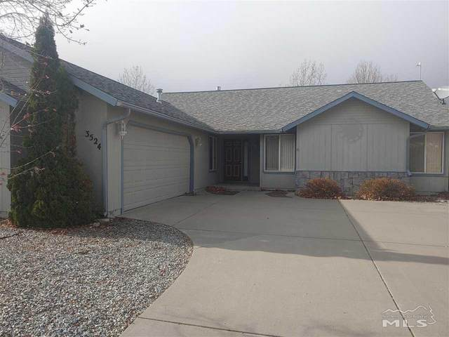 3524 Smoketree Ave, Carson City, NV 89705 (MLS #200015997) :: Ferrari-Lund Real Estate
