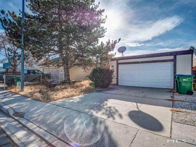 19 Castle Way, Carson City, NV 89706 (MLS #200015998) :: Chase International Real Estate